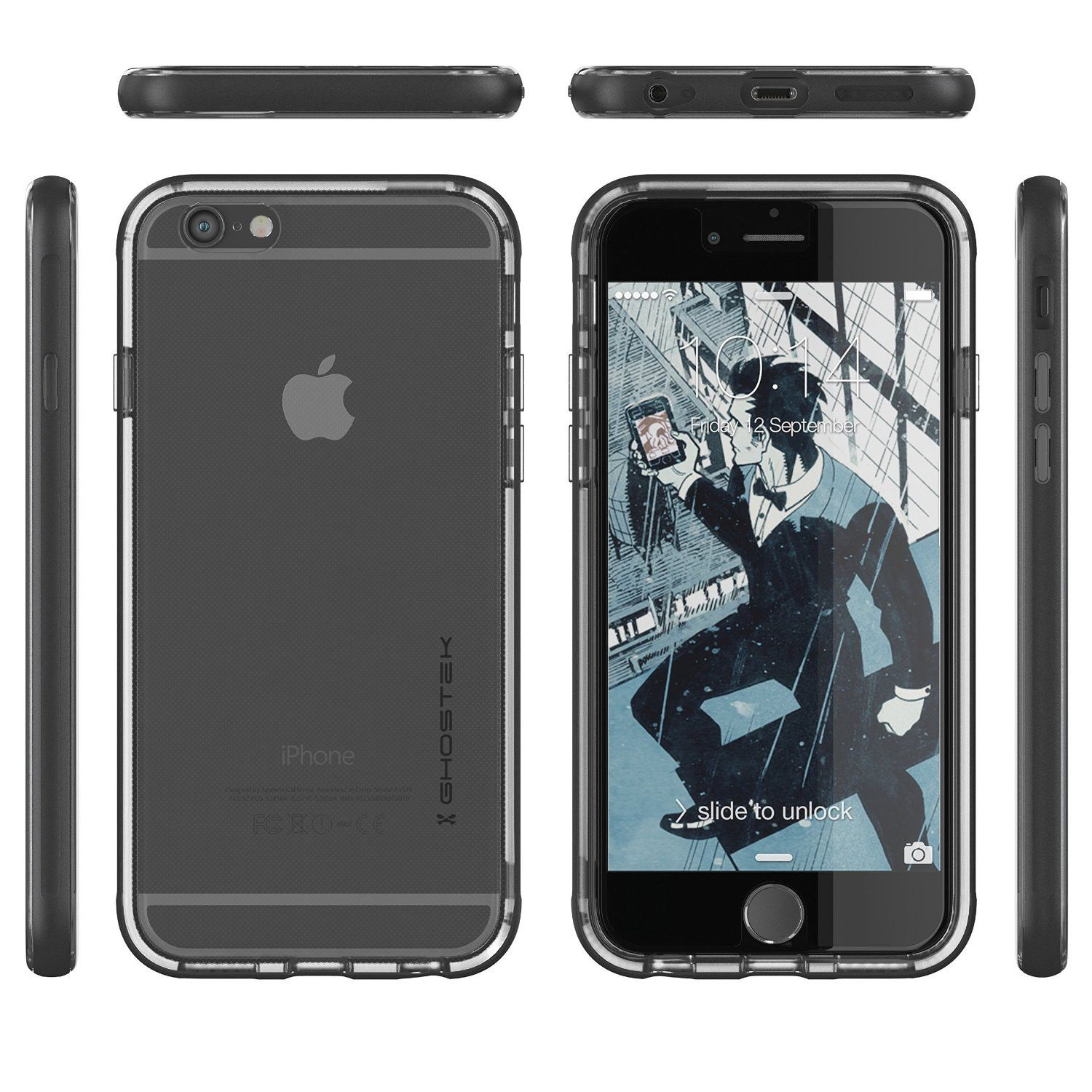 iphone 6 case space grey