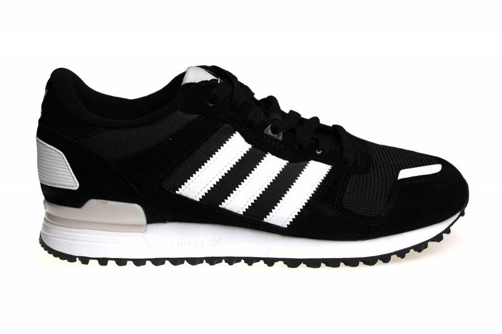 adidas zx 700 zwart wit dames