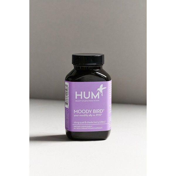 HUM Nutrition Moody Bird Dietary Supplement ($25) ❤ liked on