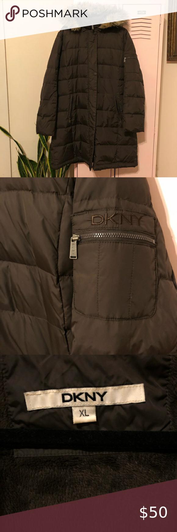 Dkny Puffer Coat In 2020 Black Puffer Coat Puffer Coat Black Puffy Coat [ 1740 x 580 Pixel ]