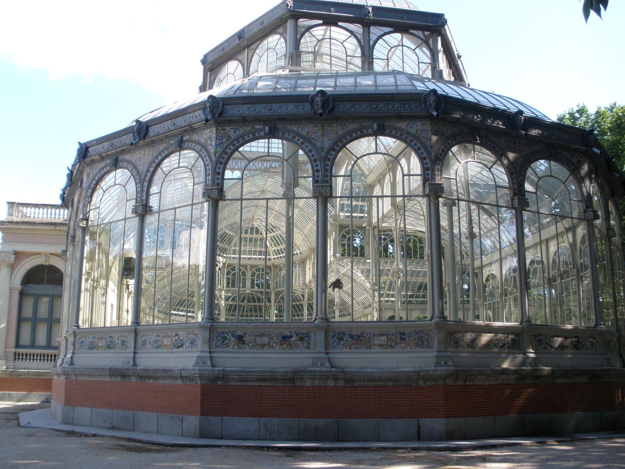 File:Palacio de Cristal Madrid 2009 05 24.jpg - Wikimedia Commons