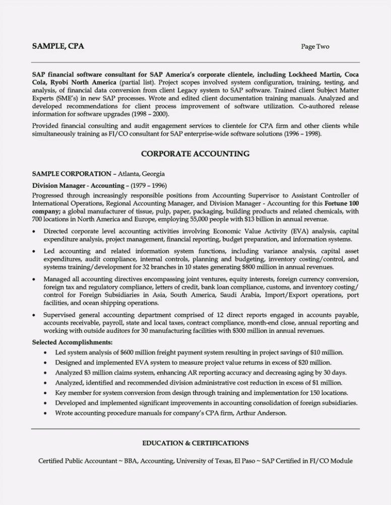Career Change Resume Summary Statement Examples In 2021 Accountant Resume Resume Summary Examples Career Change Resume