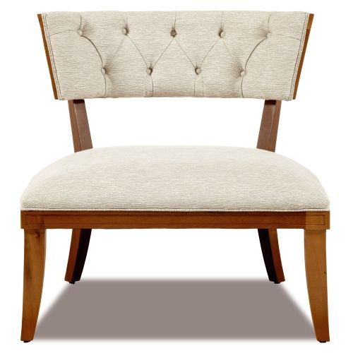 Domus Chair Collection Mulholland Chair With Button Back The