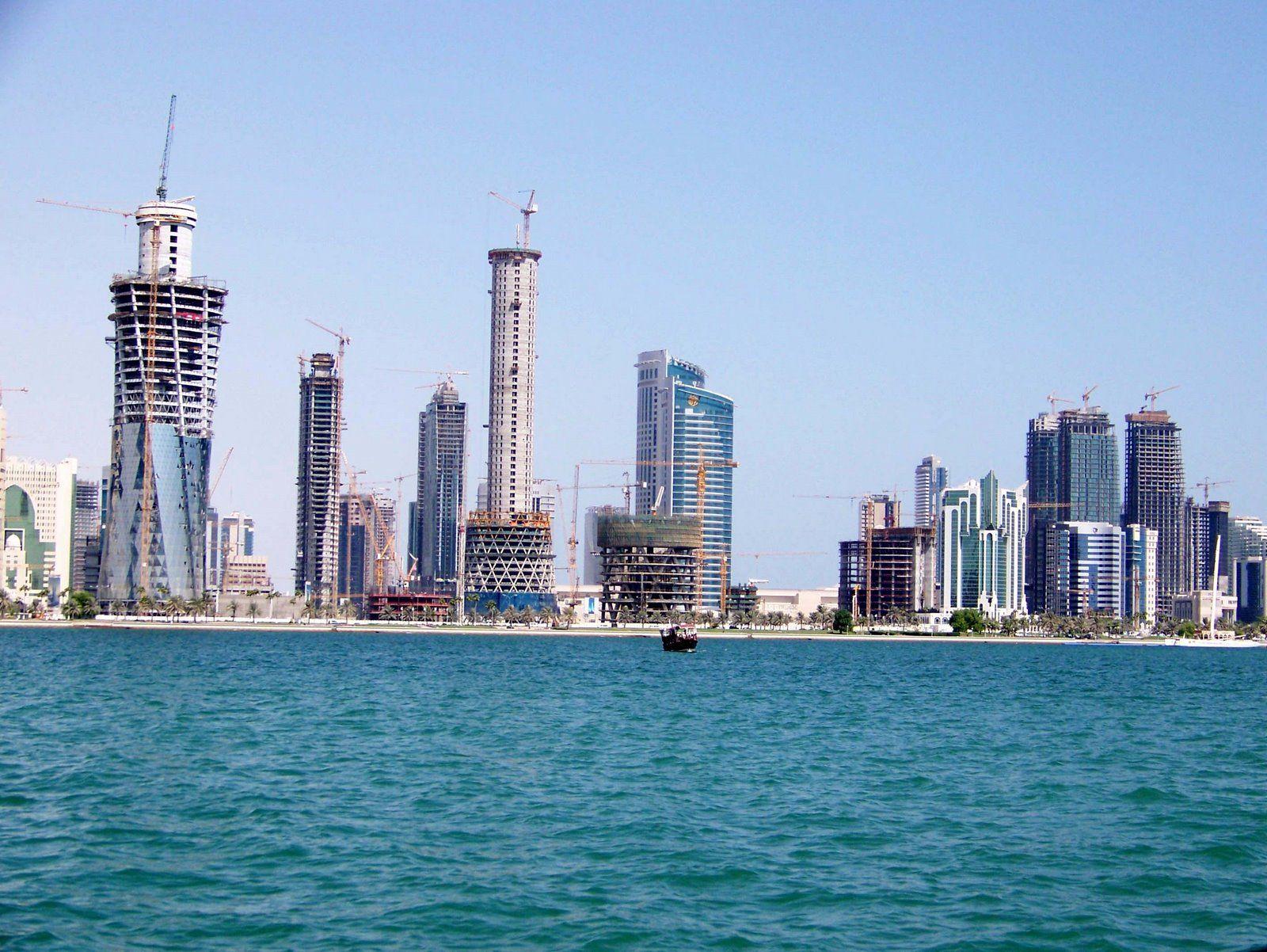 Decadence Doha, Qatar