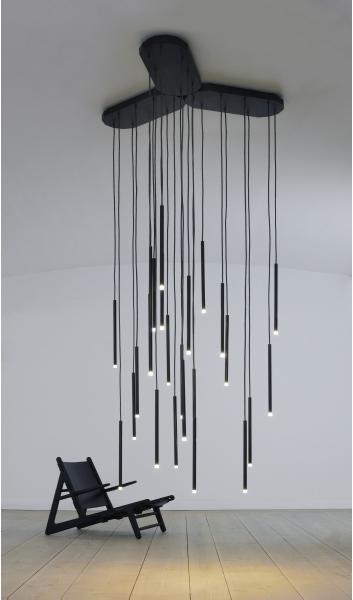 Array by Refer + Staer - modular lighting system