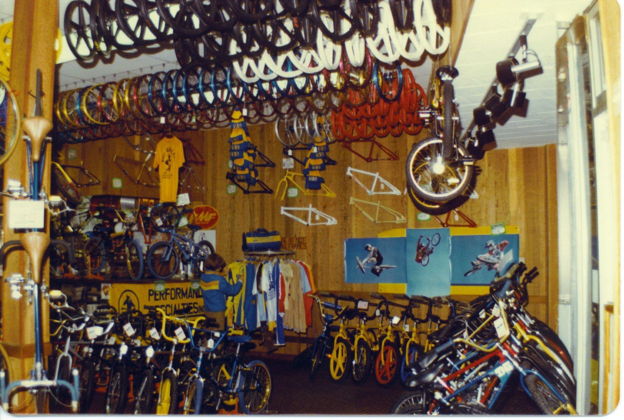 The Bike Gallery Portland Oregon Photo By Ben Joy Bike Bmx