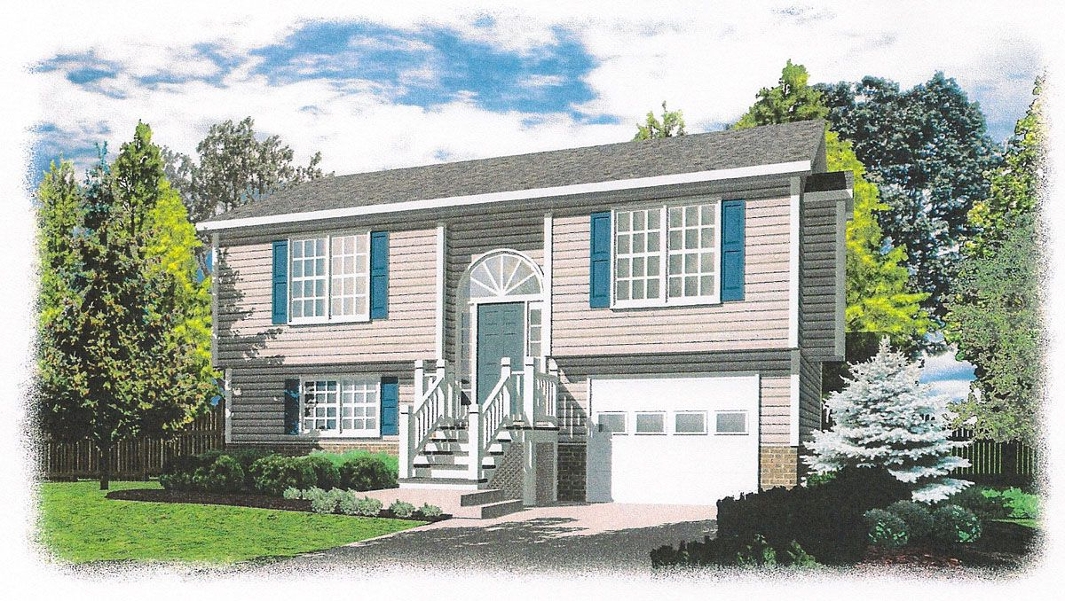 Beautiful Front Porch Designs For Split Level Homes Gallery ...