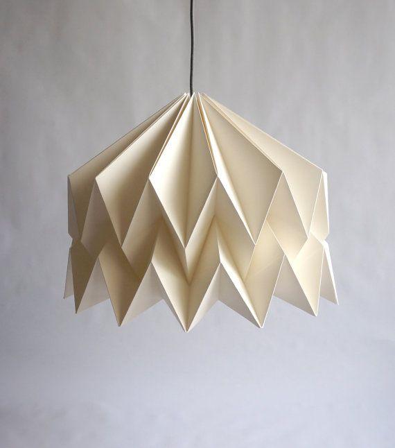 Isadora Origami Paper Lampshade Paper Lampshade Origami