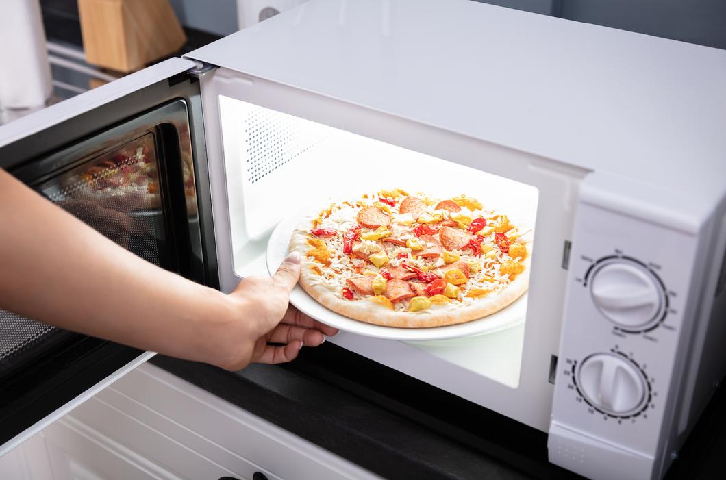 Pin on Re heat pizza