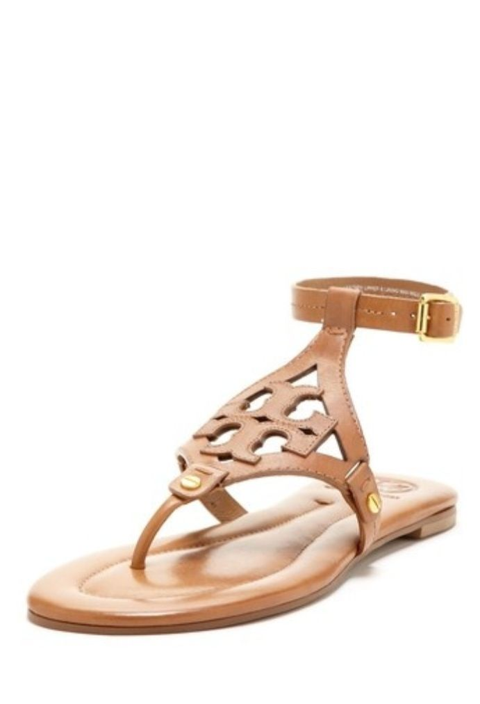 1d5113728dfda3 tory burch sandals I don t have my other brown ones because they broke.  These are nice sandals I can wear to nice events instead of my cheap brown  ones that ...