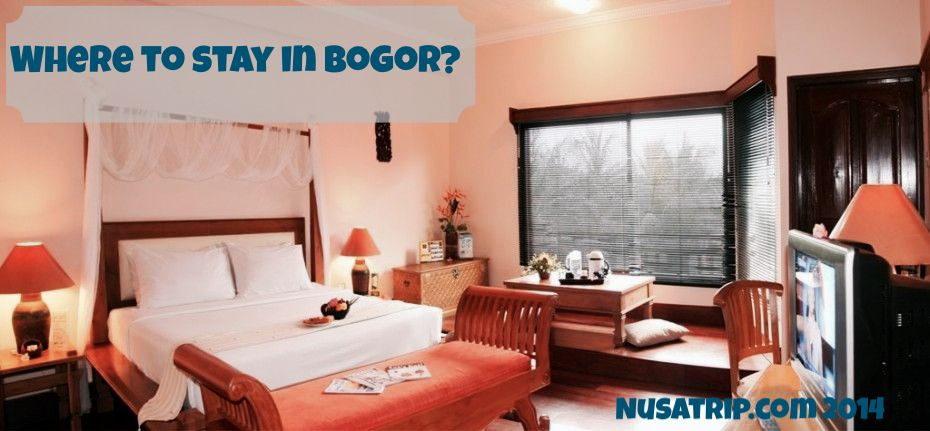 Where To Stay In Bogor Find Out Here Www Nusatrip Id