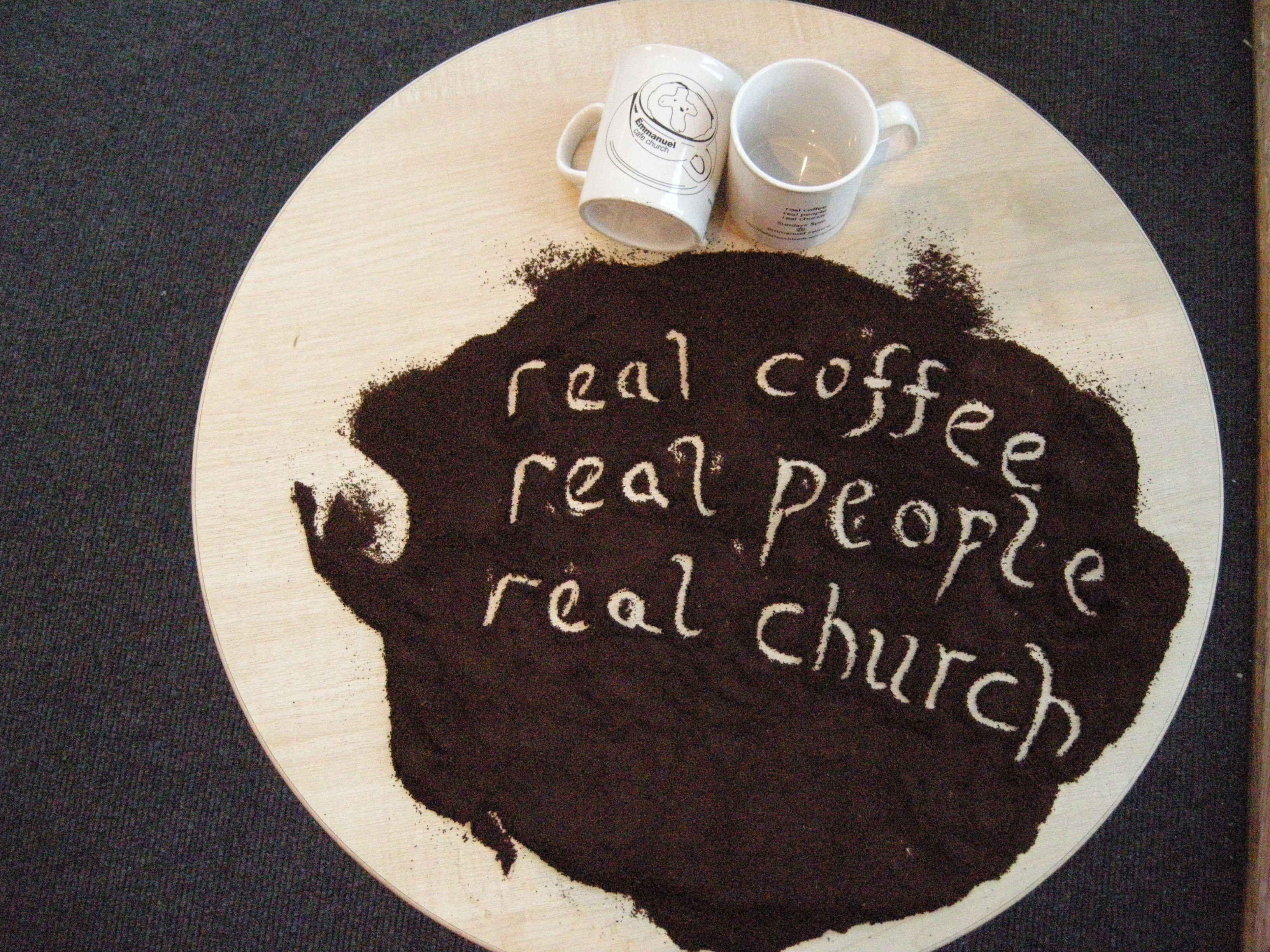 Worship ideas Cafe Church Leeds Blog Best coffee maker