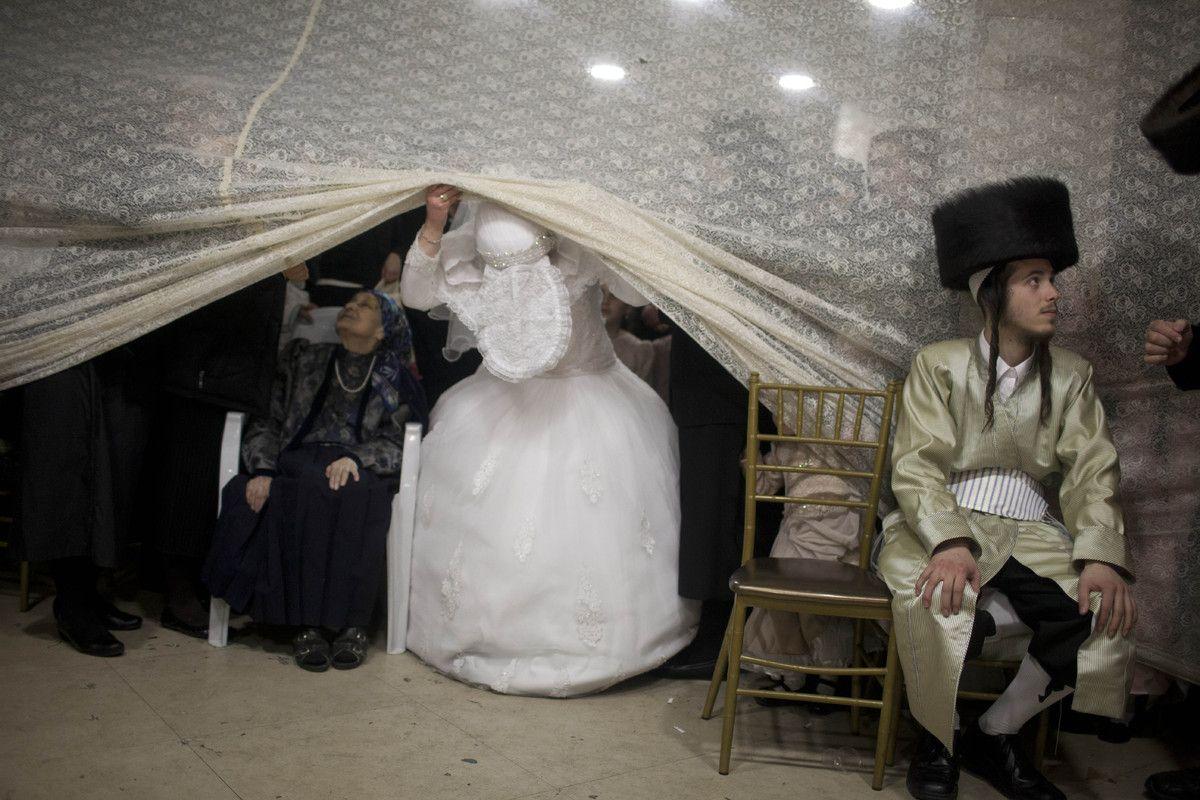 jewish wedding dress code