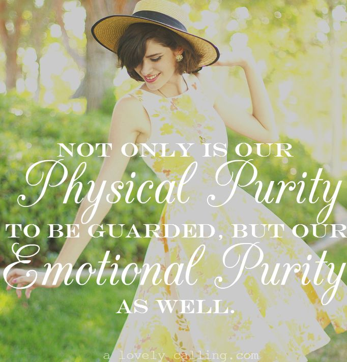 Pin by Haley Parson on Set Apart Young Women | Purity quotes, Faith