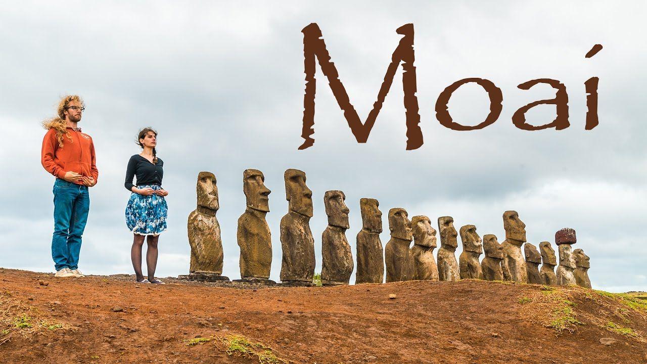 ISOLA DI PASQUA: sveliamo il mistero dei MOAI!