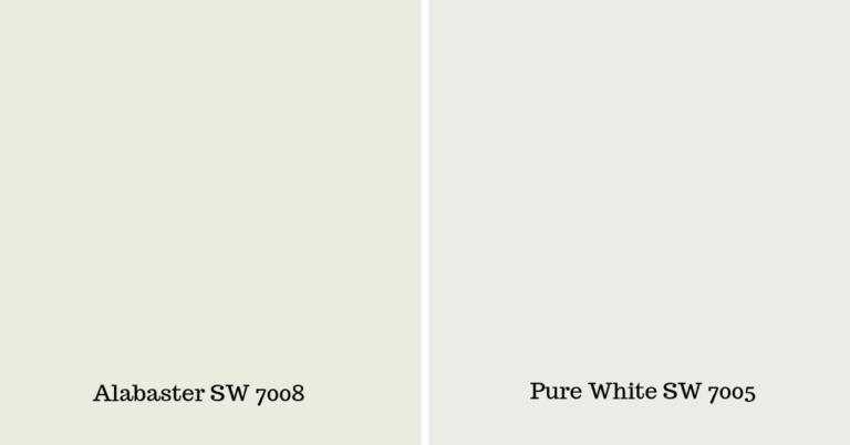 Sherwin Williams Alabaster Sw 7008 In 2020 Sherwin Williams Alabaster Sherwin Williams Alabaster White Painting Trim White