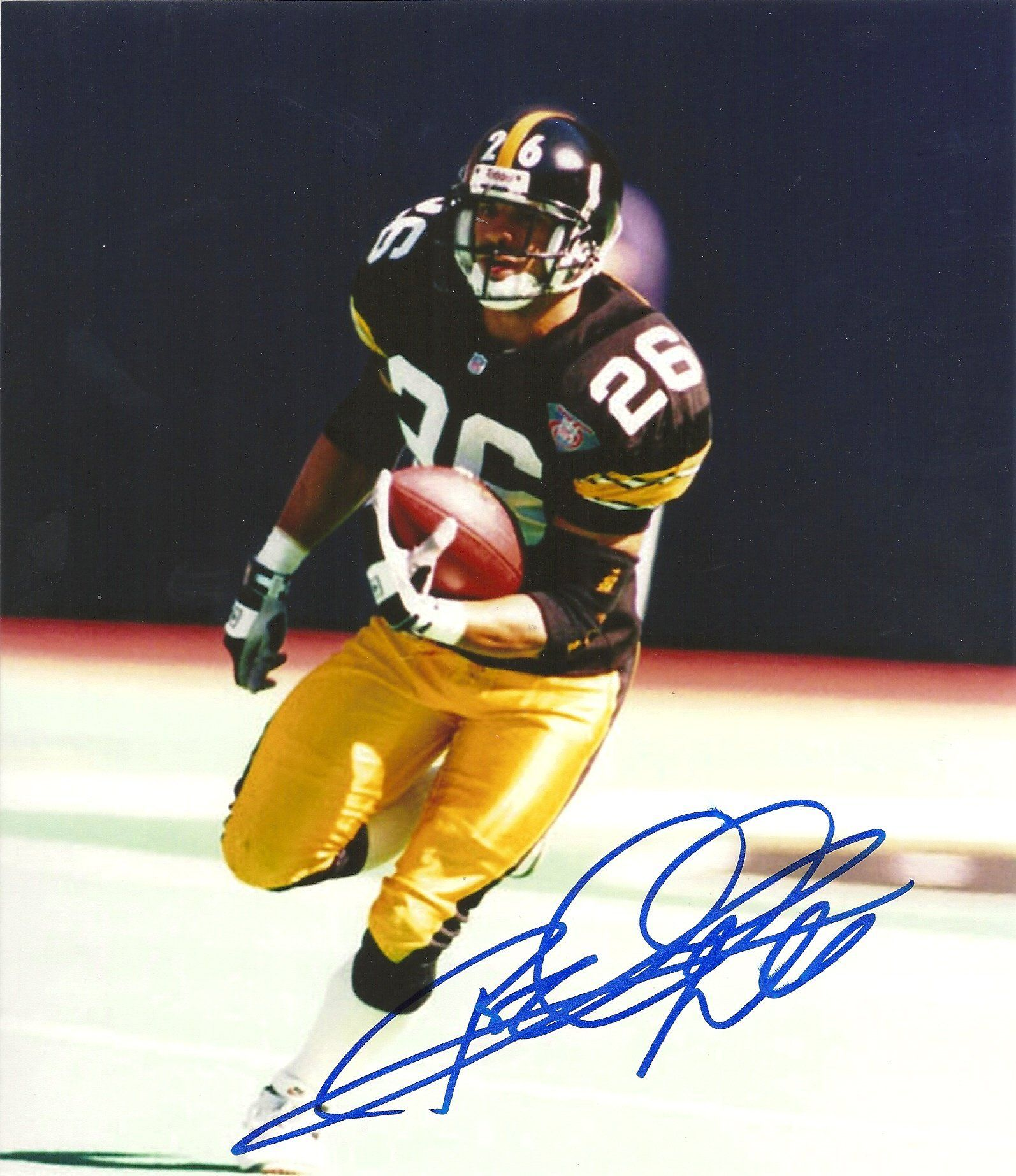 Rod Woodson Rod woodson, Pittsburgh steelers, Steelers sign