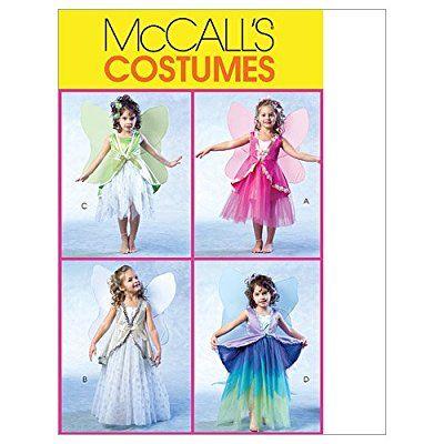 McCalls MC 4887 CL(6-8) Schnittmuster zum Nähen, Elegant ...