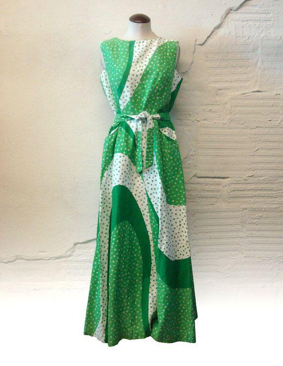 Green And White Dress Patterns Summer Dresses Dresses