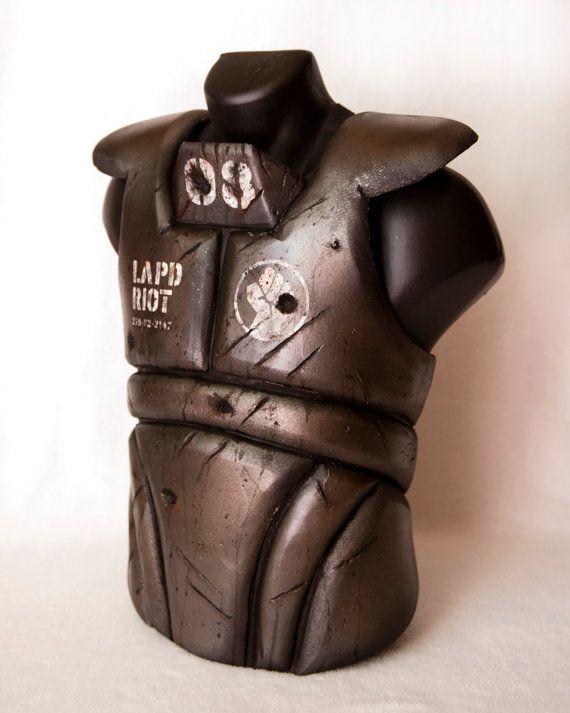 Fallout Ncr Veteran Ranger And Elite Riot Gear Body Armorvest Post
