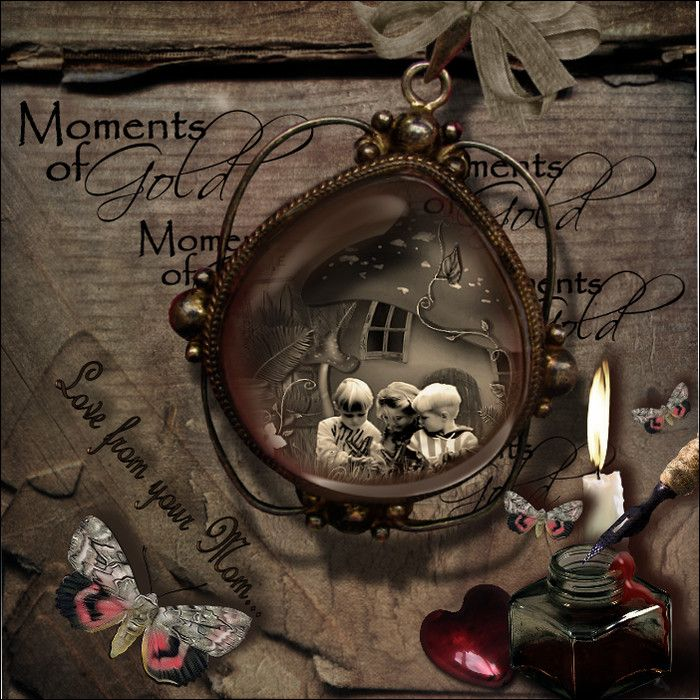 Moments of Memory,s