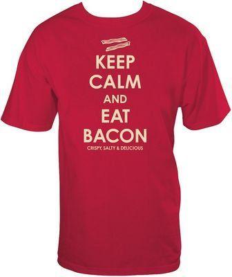 KEEP CALM EAT BACON T-Shirt (size L) Buy Design Studios http://www.amazon.com/dp/B00BT3S8V0/ref=cm_sw_r_pi_dp_QY.Xvb13ZJPED