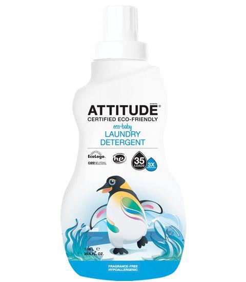 Laundry Detergent Attitude Laundry Detergent Baby Laundry