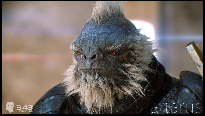 Halo 2 Anniversary Cinematic / Tartarus/ Brutes