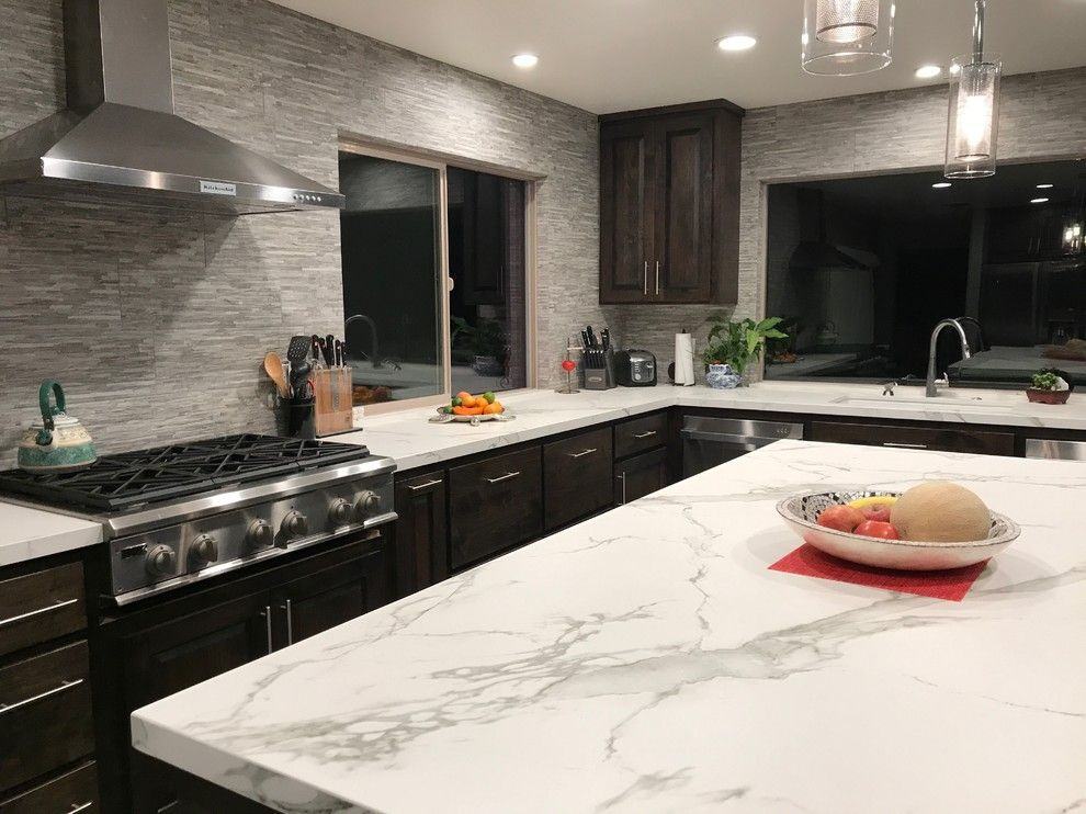 When It Comes To A Genuine Kitchen Dn Aura 15 Is The Color That Our Mind Look At This Splendid E By Sdc Stone Don T You Love Every