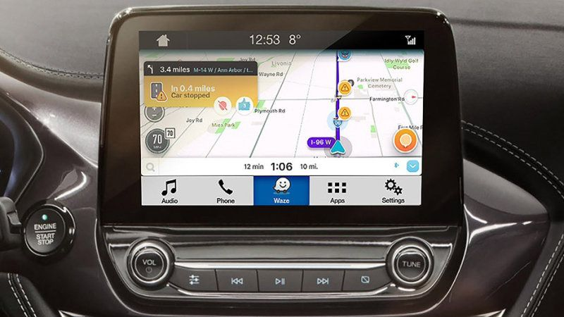 Ford Adds Waze Integration To Sync 3 Infotainment Ford Sync