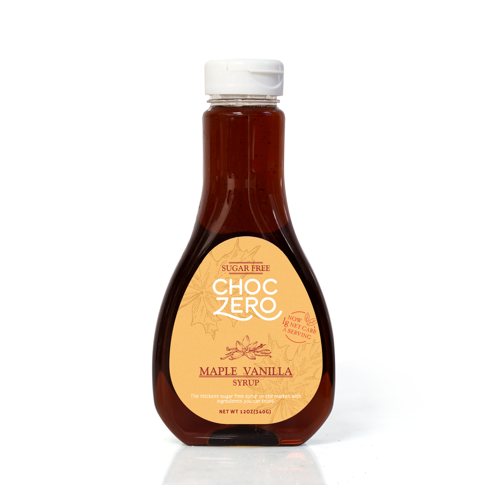 Maple Vanilla Sugar Free Syrup