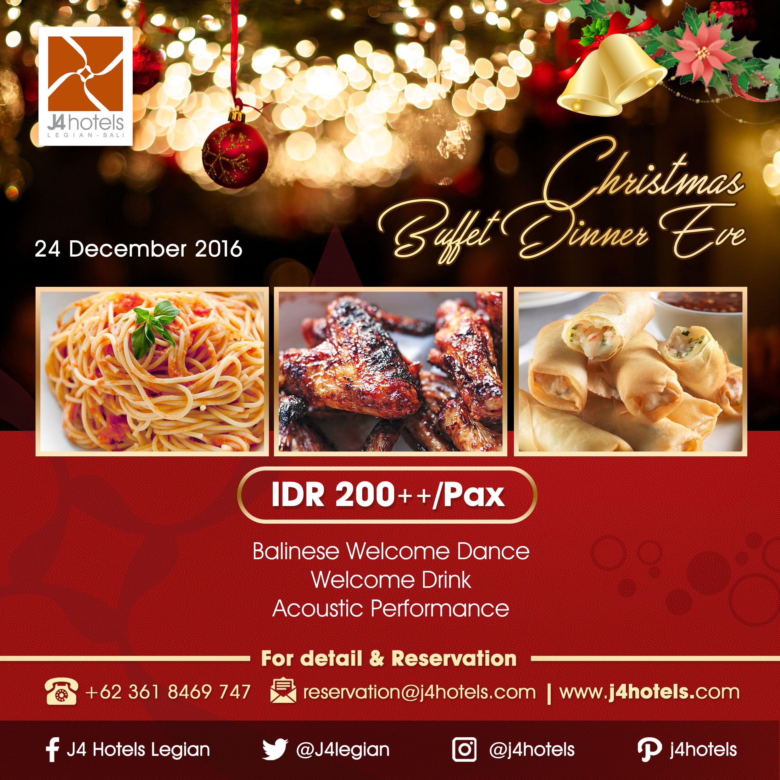 Come and celebrate with your friends and family 😉