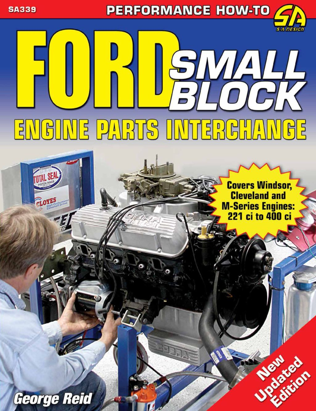 Ford Small Block Engine Parts Interchange Ebook With Images
