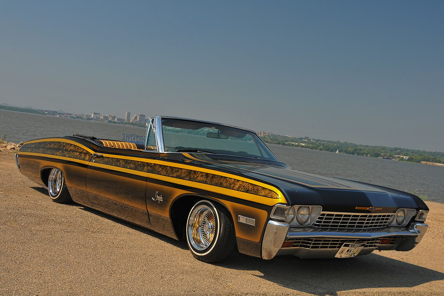 Canadian Auto Network pin: \'67 Chevy Impala Convertible Lowrider ...