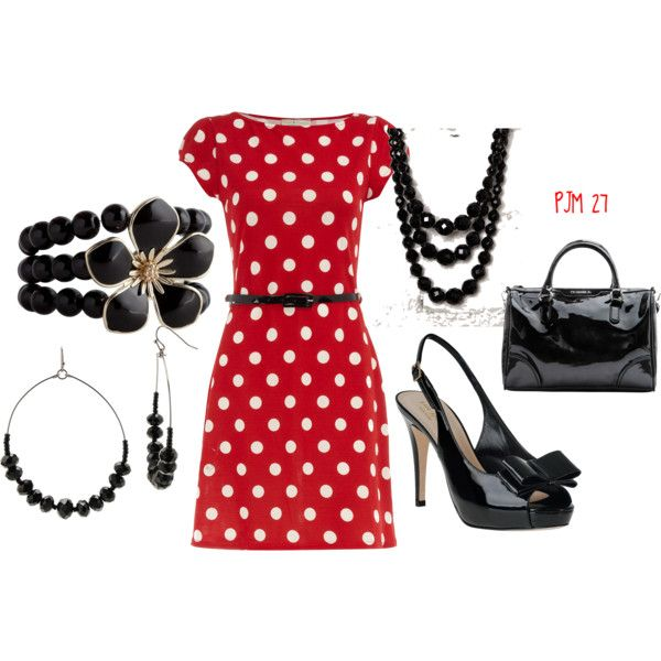 d92eb5bd91f A fashion look from March 2012 featuring Dorothy Perkins dresses