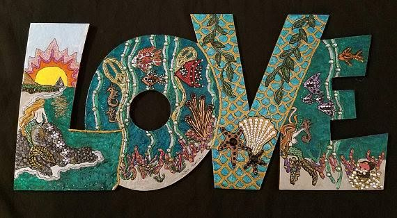 """Happy Friday!!! Be Blessed with Incentive!!!!  """"It's not about having the right opportunities, it's about handling the opportunities right.""""   ~Mark Hunter~  Hippie Cat Designs https://www.etsy.com/listing/561834905/mermaid-love-sign-love-sign-on-sale  #Incentive #Incentives #Opportunities #Love #PeaceAndLove #BeBlessedAlways #MermaidLove #Mermaid #HippieCatDesigns #Artist #MarkHunter"""