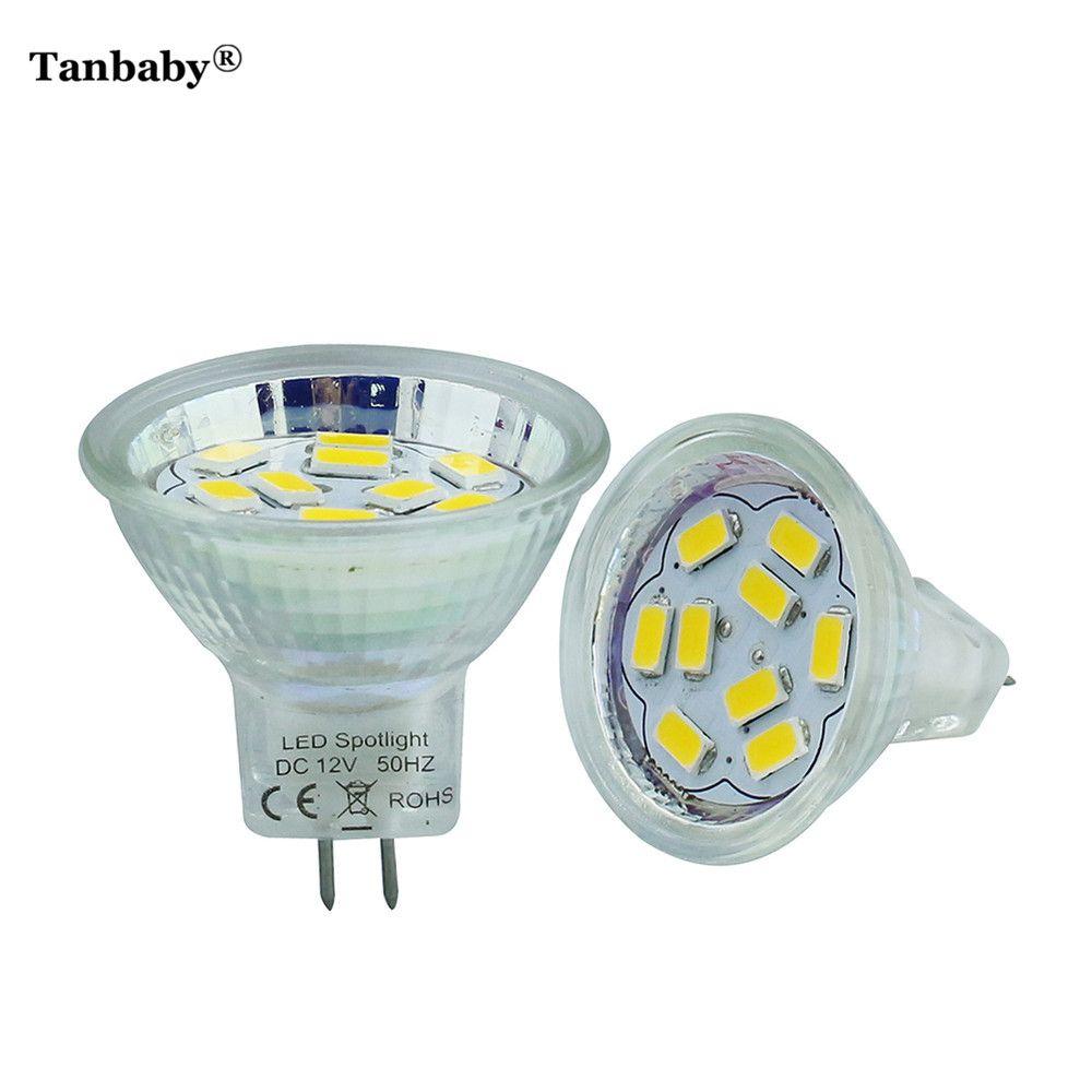 Tanbaby Mini G4 Mr11 Led Spotlight Bulb Smd5730 12v 4w 9leds Replace Halogen 30w G4 Lamp Crystal Chandelier Pandent Droplight Led Spotlight Light Bulbs Bulb