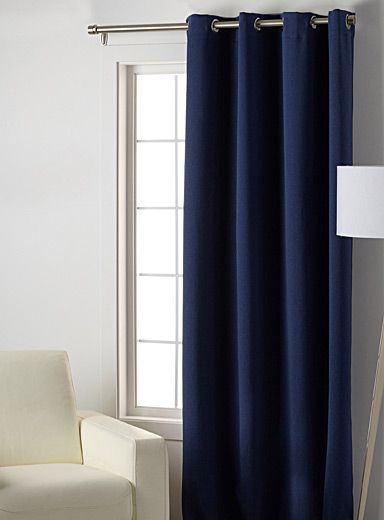 Silk Touch Blackout Curtains 140 X 220 Cm Curtains Solid