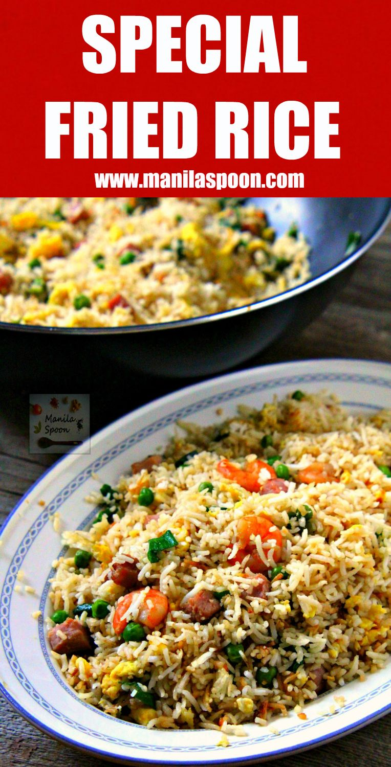 Easy and yummy way to make your favorite take away chinese special easy and yummy way to make your favorite take away chinese special fried rice ccuart Gallery