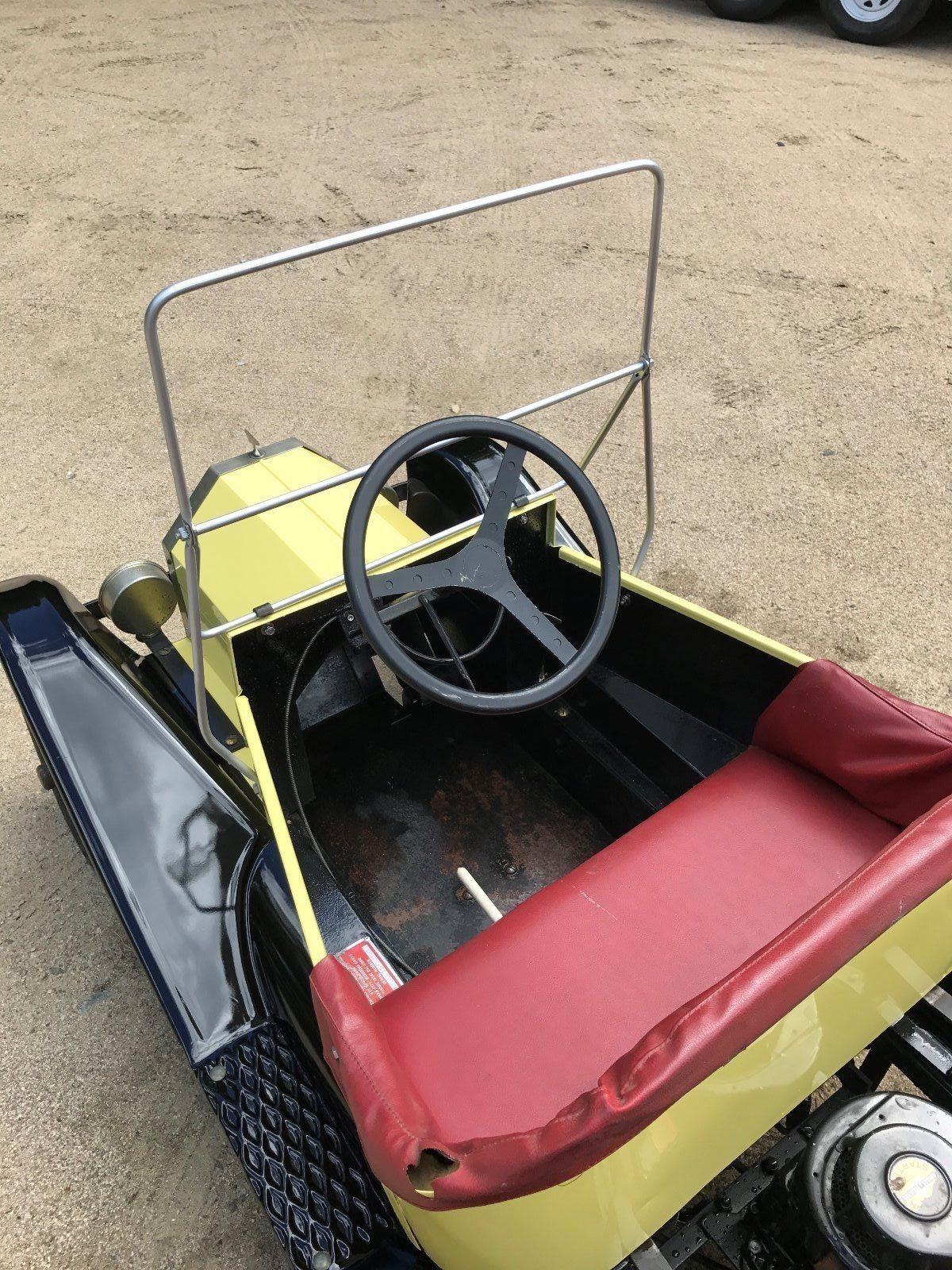 Shriners parade car tin lizzie model t go kart