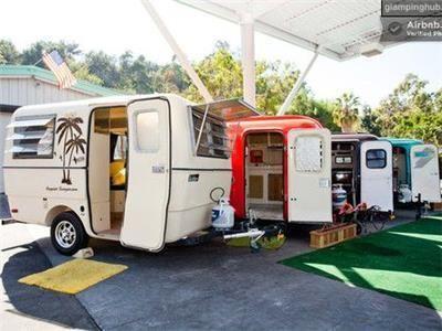 Glamping Caravan Ontario Vintage Caravan Ontario Vintage Camper Camper Rental Vintage Travel Trailers