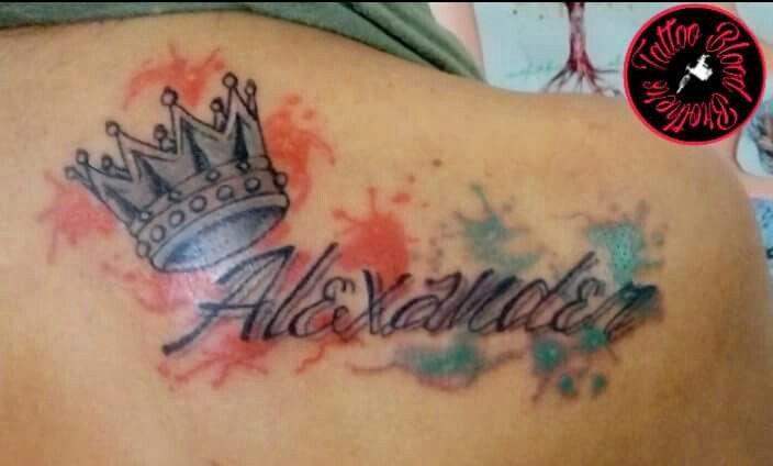 Coronanombre Tatuajes Ink Pinterest Tatuajes Blood Brothers