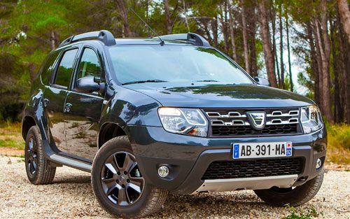 Dacia Duster: Inversión inteligente. Obtener un SUV por el precio de un utilitario o de un compacto es posible con el Dacia Duster, que ahora incluye estética renovada, nuevo propulsor TCe de 125 CV y más equipamiento. La inversión inteligente comienza en 10.900 euros.