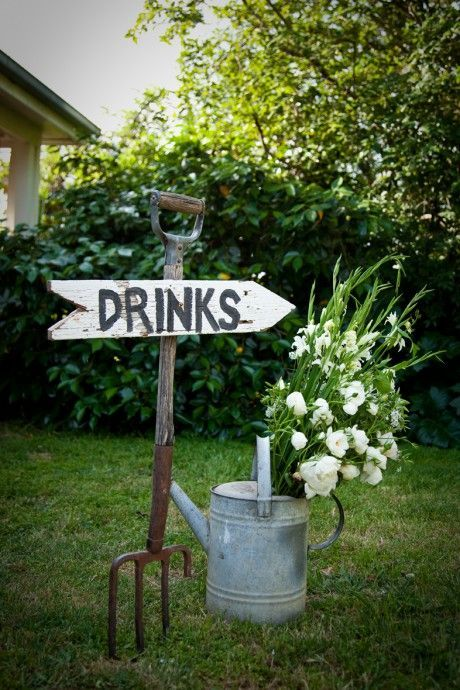 Garden Wedding Ideas 28 outdoor wedding decoration ideas weddingbells 18 Awesome Rustic Country Wedding Ideas To Use Watering Cans