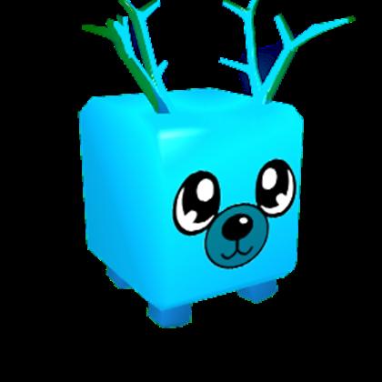 Frost Deer Bubble Gum Simulator Wiki Fandom Powered By Wikia Deer Frost Bubble Gum