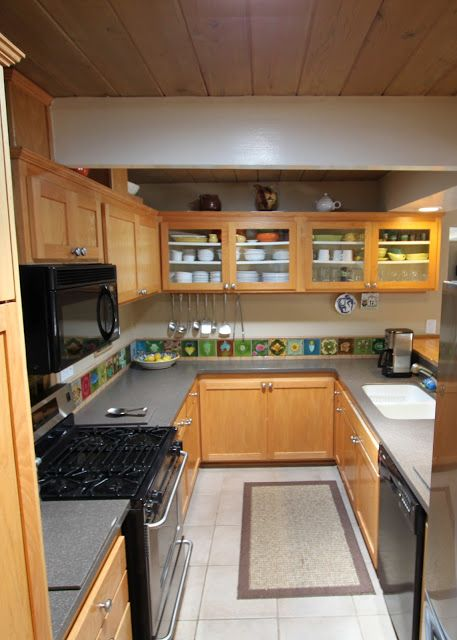 Mid Century Modern Kitchen Tour And Why I Want To Remodel Mid