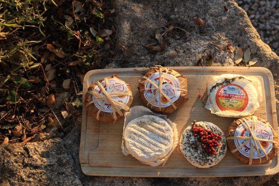 Banon dans les Alpes de Haute Provence Cuisine