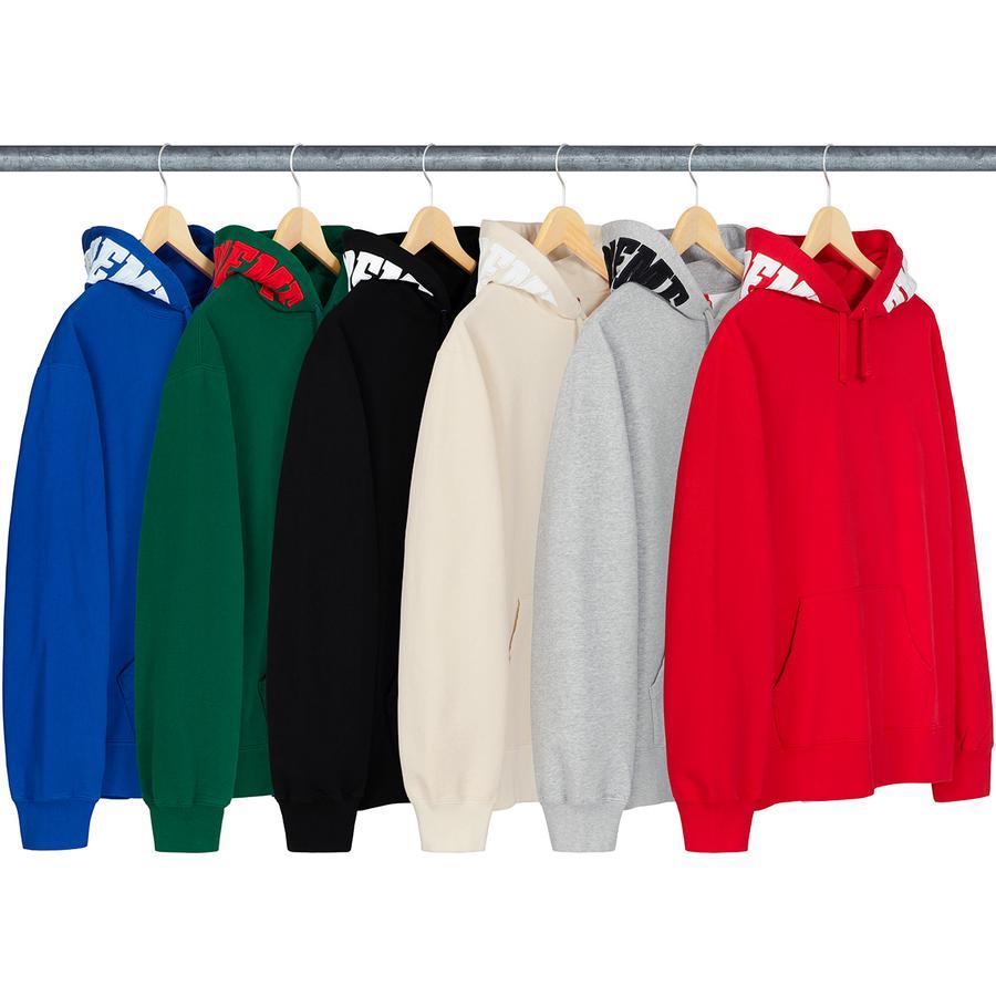 Mirrored Logo Hooded Sweatshirt Hooded Sweatshirts Nike Leather Nike Bandana [ 900 x 900 Pixel ]