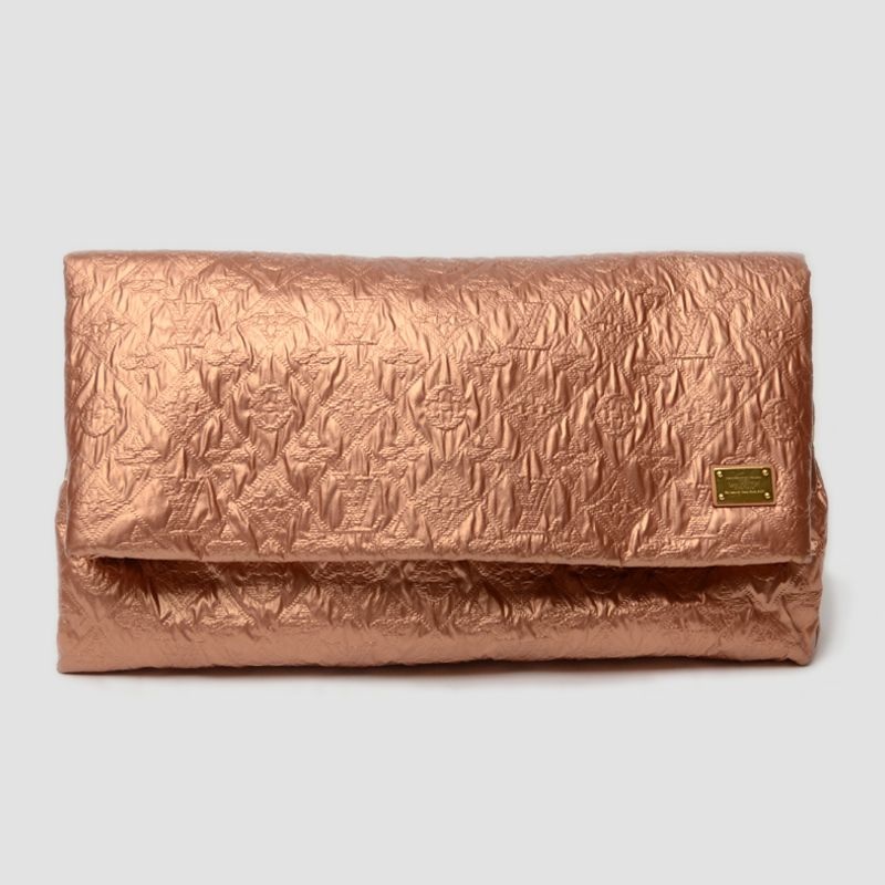 9fb105c4d9aa Louis Vuitton Salmon Limelight GM Clutch