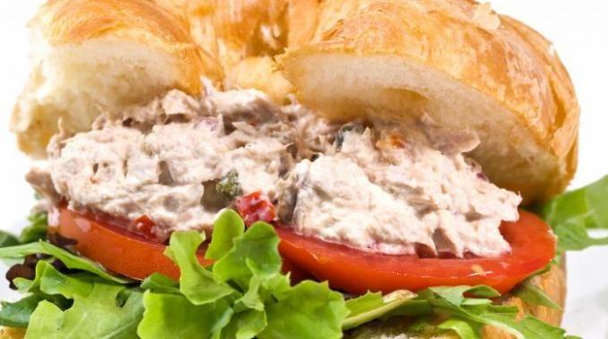 Une Recette De Sandwich Froid Rapide Et Pas Chere Recettes